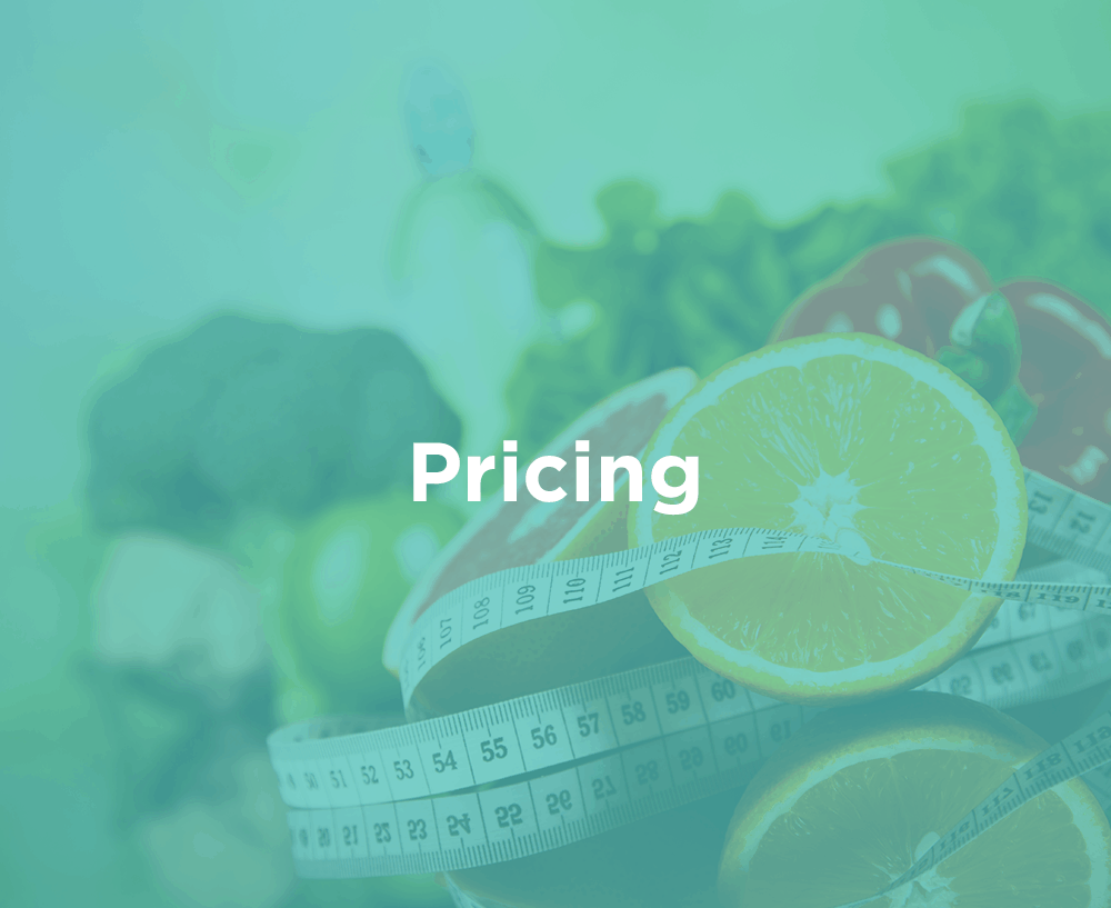 nutritional therapist cost in Knoxville TN