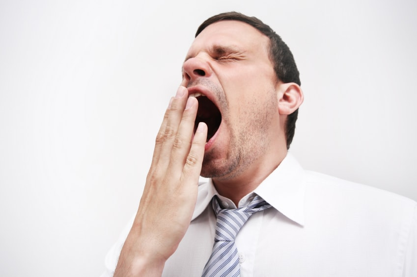 Keep Talking...I Yawn When I'm Interested - Revitaist Clinic